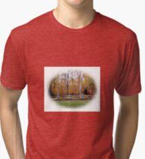 Fence line Tri-blend T-Shirt