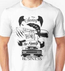 The Family Business Unisex T-Shirt