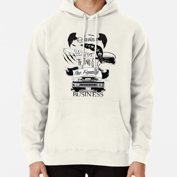 The Family Business Pullover Hoodie