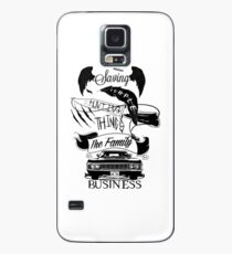 The Family Business Case/Skin for Samsung Galaxy