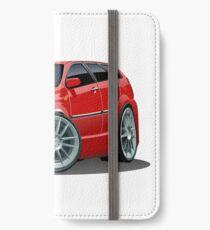 Cartoon Car iPhone Wallet/Case/Skin