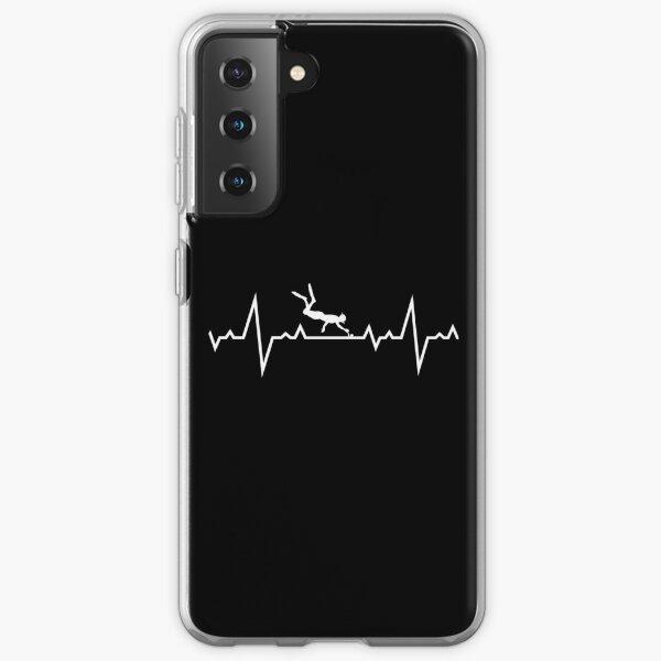 Octopush Heart Beats Samsung Galaxy Soft Case
