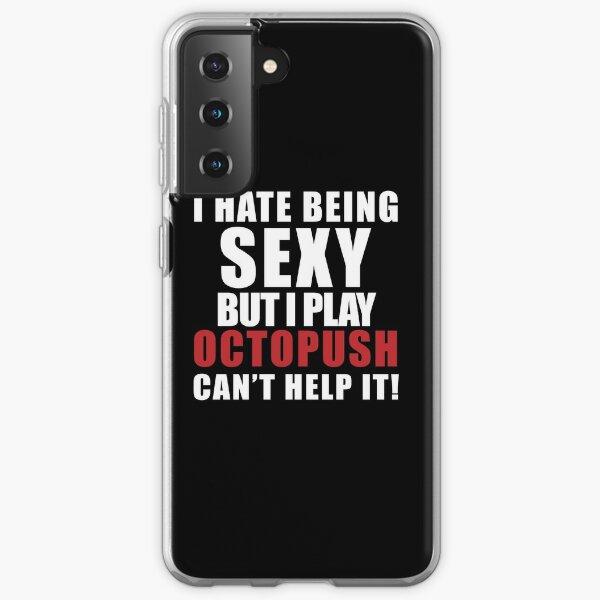 Sexy Octopush Player Samsung Galaxy Soft Case