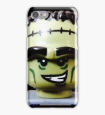 Lego Monster Rocker minifigure iPhone Case/Skin