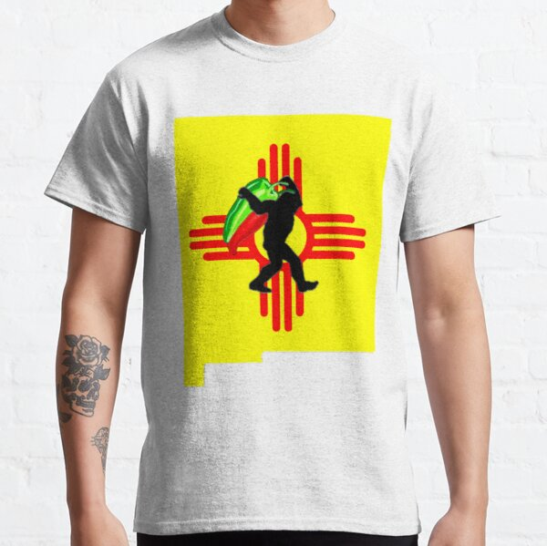 New Mexico ChileFoot Classic T-Shirt