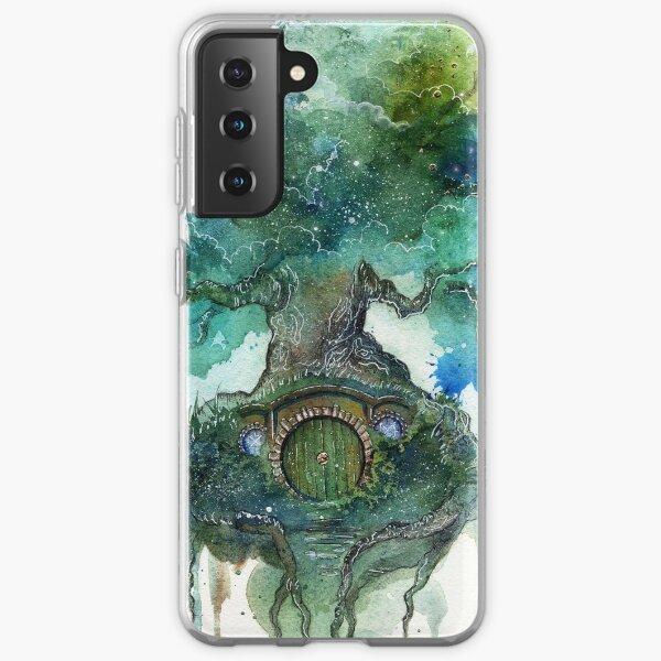 Old Oak Tree Samsung Galaxy Soft Case