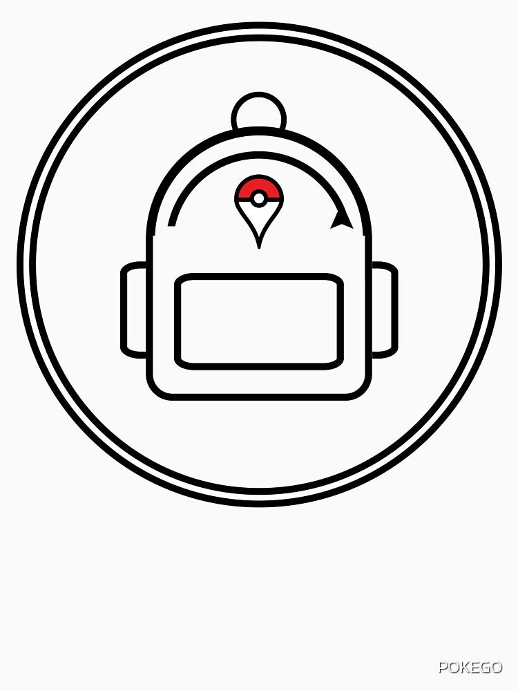 PokeGO Backpack by POKEGO