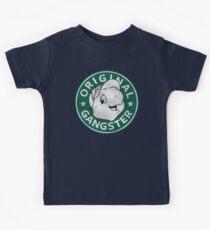 Franklin The Turtle - Starbucks Design Kids Tee