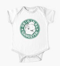 Franklin The Turtle - Starbucks Design Baby Body Kurzarm