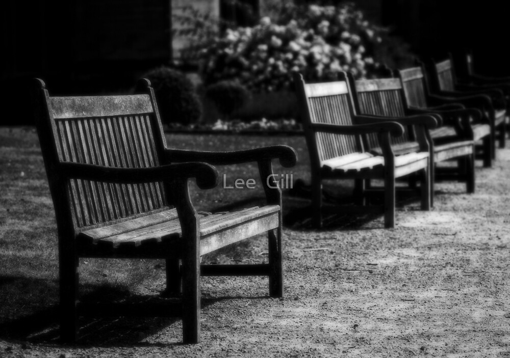Emptiness by Lee  Gill