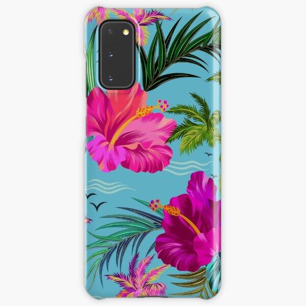 Hello Hawaii, a stylish retro aloha pattern. Samsung Galaxy Snap Case