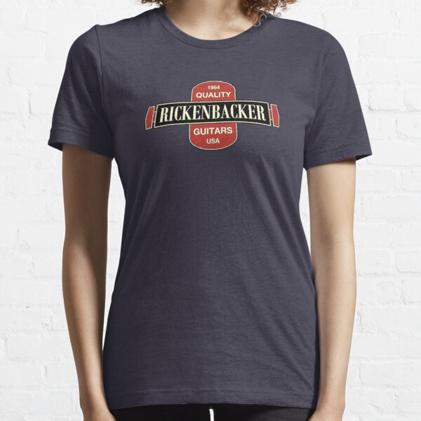 Vintage Rickenbacker Guitars 1964 Essential T-Shirt
