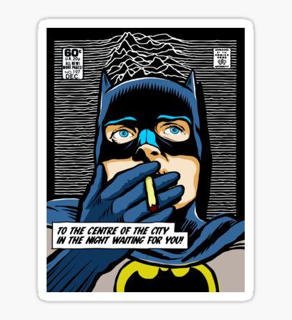 Post-Punk Heroes | Dark Sticker