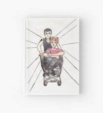 Shopping Cart Pynch Hardcover Journal