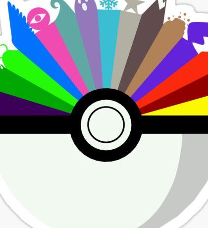 Pokemon go! Sticker
