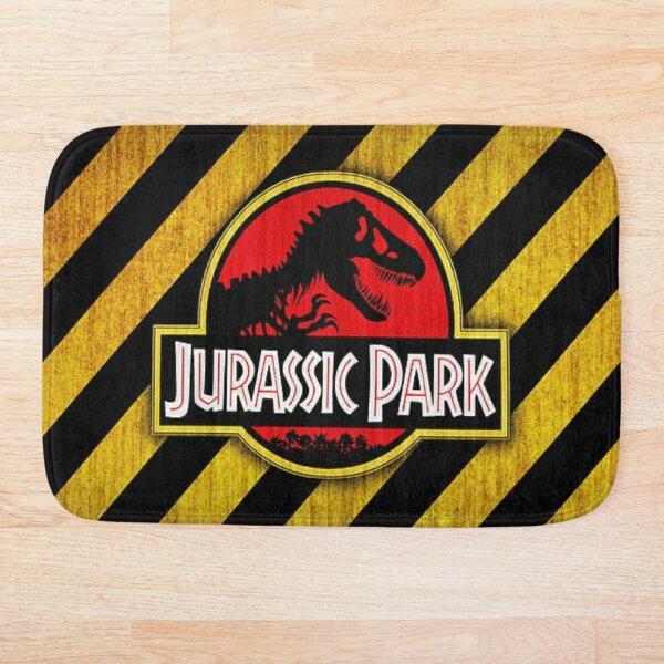 Jurassic Park Bath Mat
