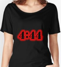 Angel Number 4:44 Women's Relaxed Fit T-Shirt