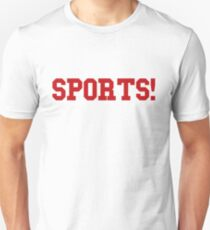 Sports - version 5 - red T-Shirt