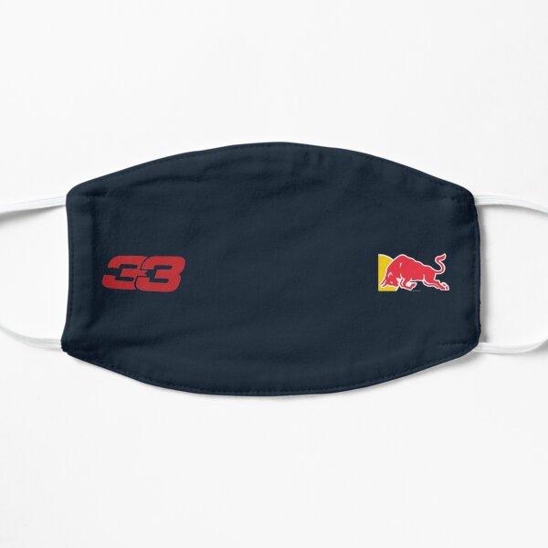 F1 Max Verstappen 33 Masque sans plis
