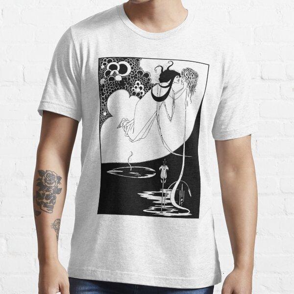 The Climax by Aubrey Beardsley Essential T-Shirt