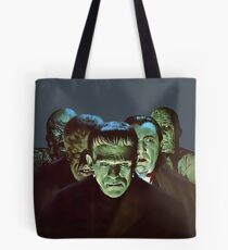 Gang of Monsters  Tote Bag
