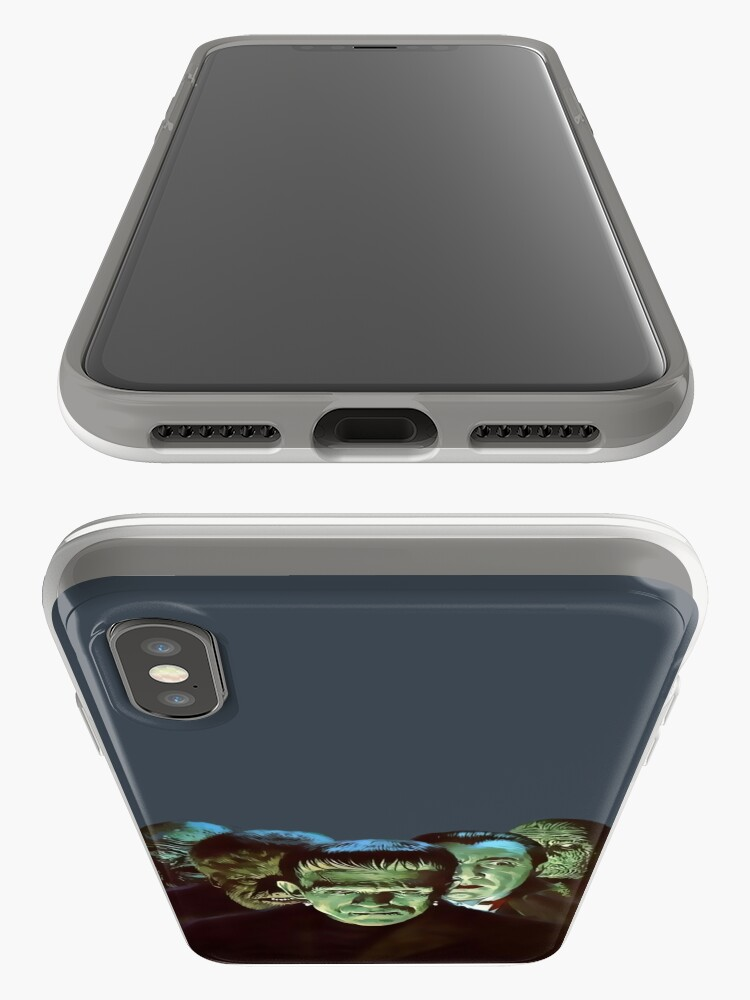 Alternate view of Gang of Monsters  iPhone Case & Cover
