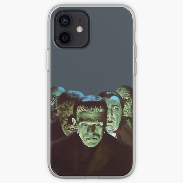 Gang of Monsters  iPhone Soft Case