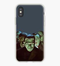 Gang of Monsters  iPhone Case