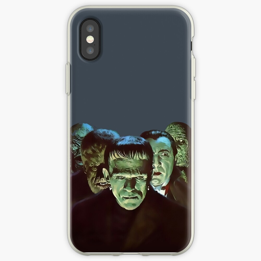 Gang of Monsters  iPhone Case & Cover
