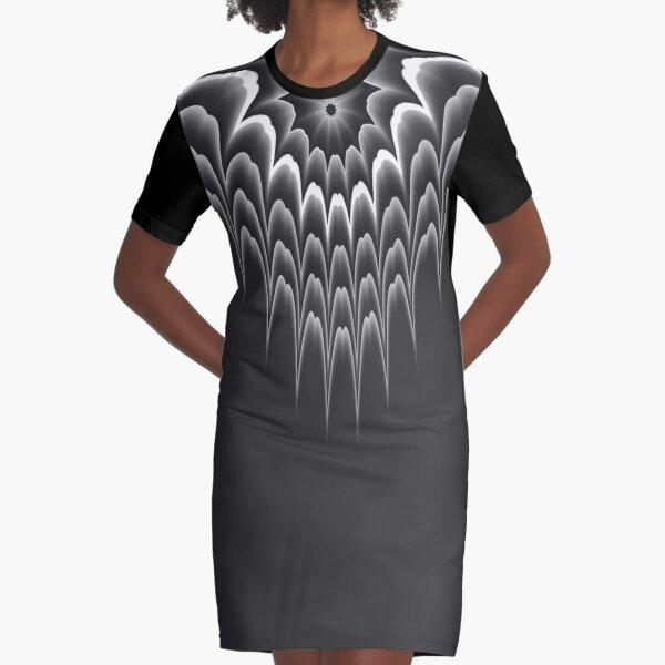 Queen of Tribal 3 Graphic T-Shirt Dress