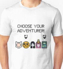 pixel Adventure Time T-Shirt