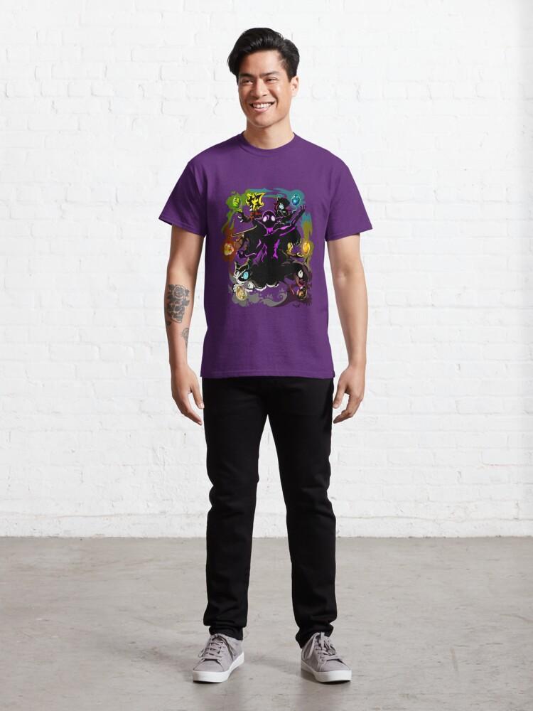 T-shirt classique ''Le voyage de six': autre vue