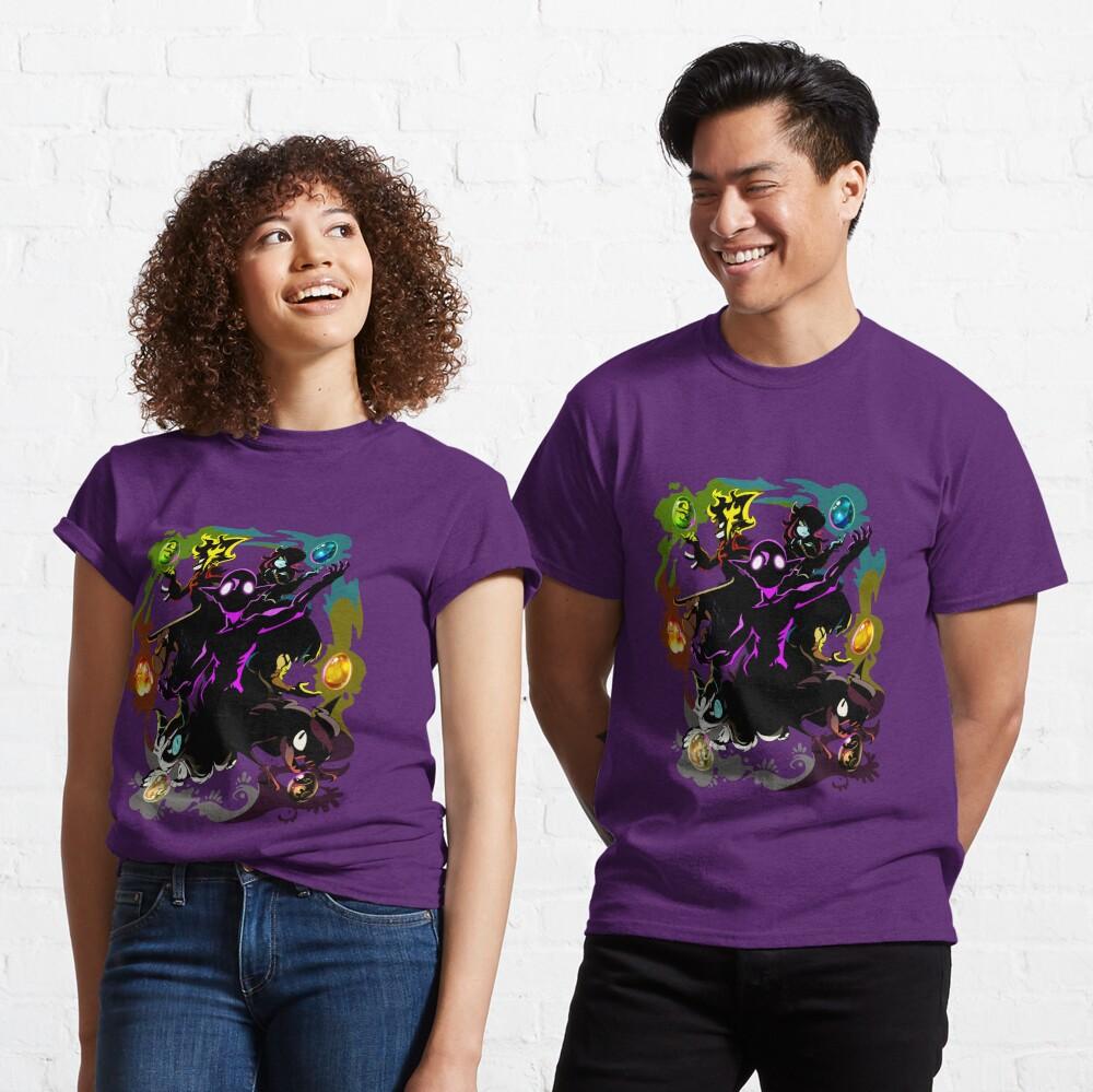 T-shirt classique «Le voyage de six»