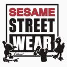 Sesame Street Wear by Lilterra