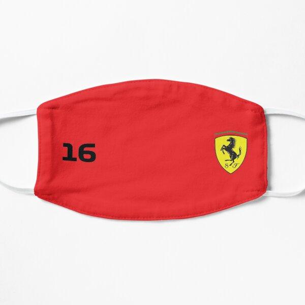 F1 Charles Leclerc 16 Masque sans plis