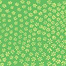 Simple Flowers | Giggling Clovers by MaritaChustak