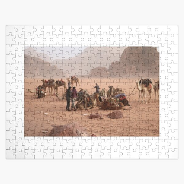 Bedouin Jigsaw Puzzles | Redbubble