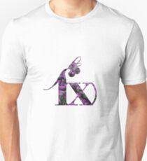 Periwinkle Blossom - f(x) Unisex T-Shirt