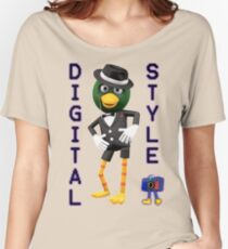 DHMIS - Stylin' Don't Hug Me I'm Scared 4 Women's Relaxed Fit T-Shirt
