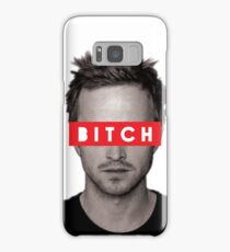 Jesse Pinkman - Bitch. Samsung Galaxy Case/Skin