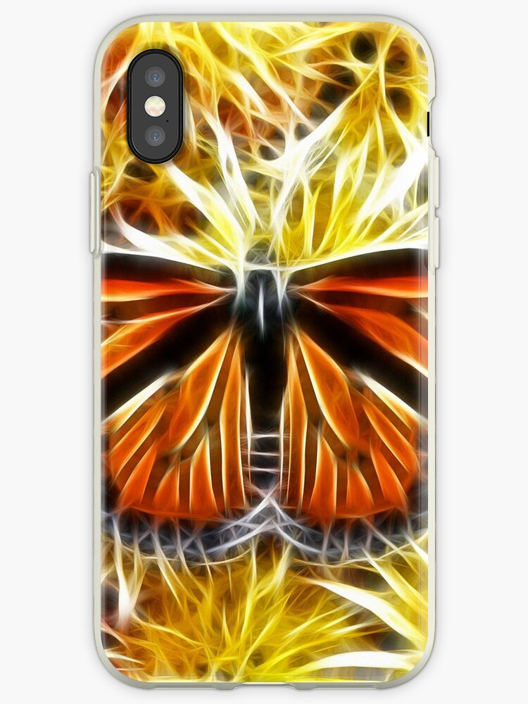 Butterfly on Flowers (detailed) by eltdesigns