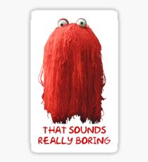 DHMIS - Boring Don't Hug Me I'm Scared 1 Sticker