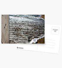 Footprints Postcards