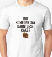 Dauntless Cake Unisex T-Shirt