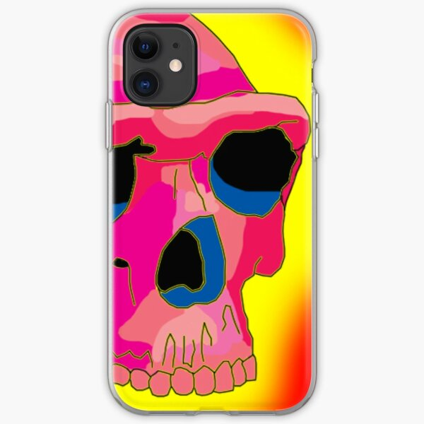 Homo erectus  iPhone Soft Case