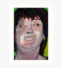 Portrait 4 Art Print