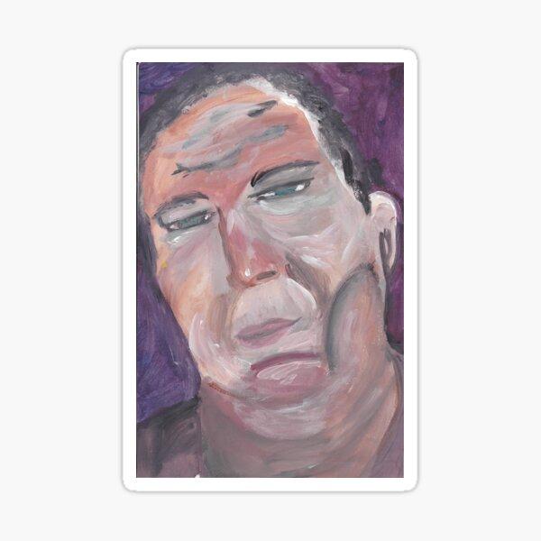 Portrait 6 Sticker