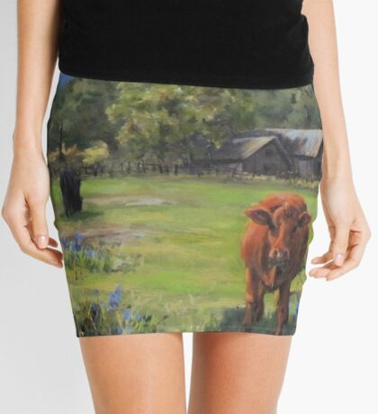 Afternoon Snack Mini Skirt