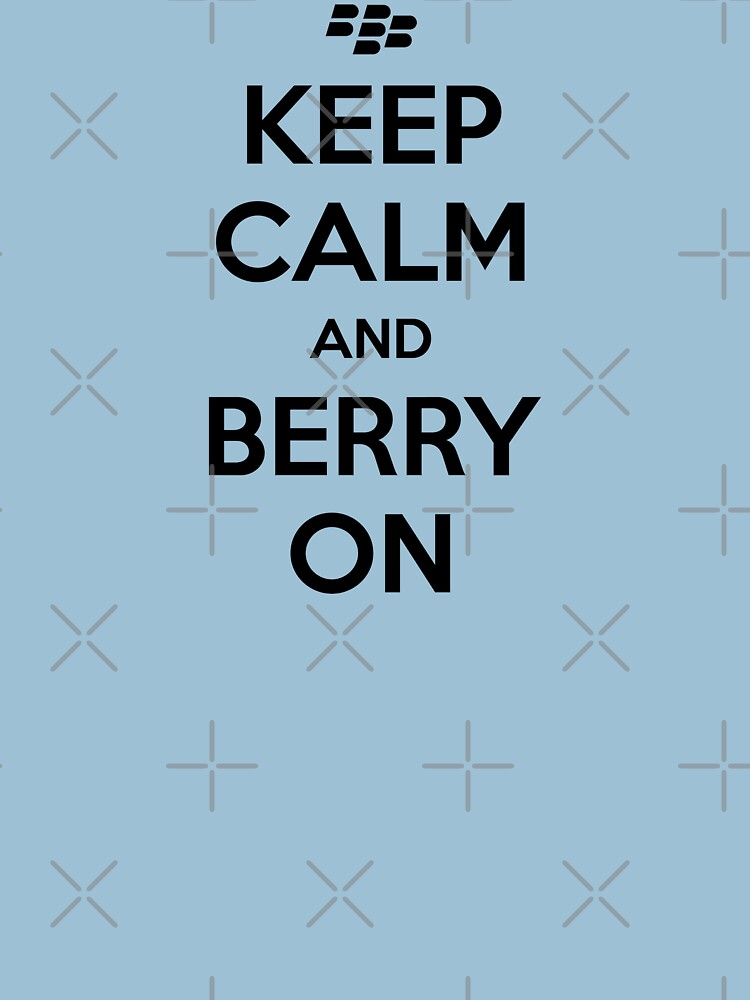 Keep Calm and Berry On by Thogek