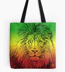 Rasta Lion numero dos Tote Bag